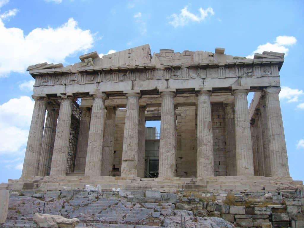 acropolis parthenon